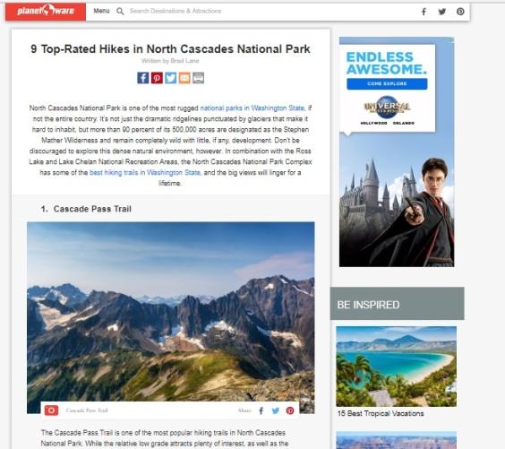 PW - North Cascades