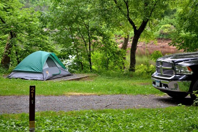 Minnesota Campsite 2