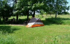 Minnesota Campsite 3