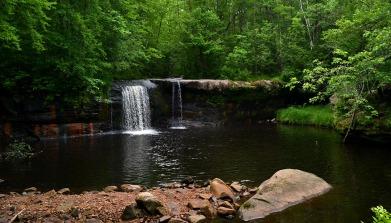 Minnesota Waterfall 2
