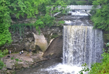 Minnesota Waterfall