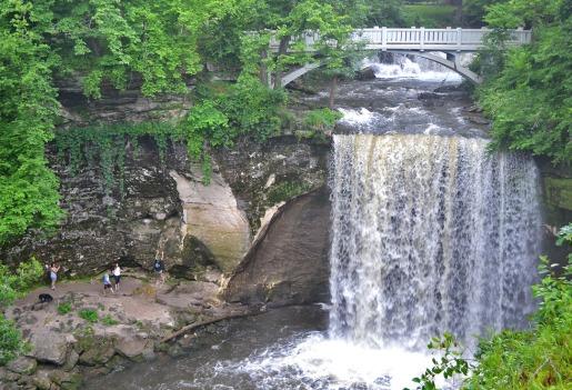 Minnesota Waterfall