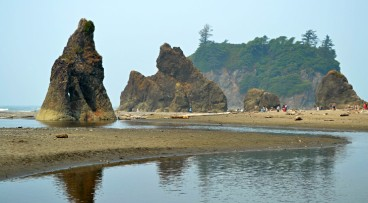 best-hiking-trails-olympic-national-park-washington-ruby-beach
