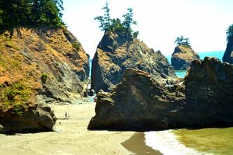 top-beaches-oregon-coast-secret-beach